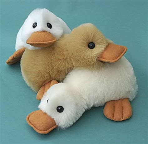 sewing templates for stuffed animals fluffy duck pattern pdf