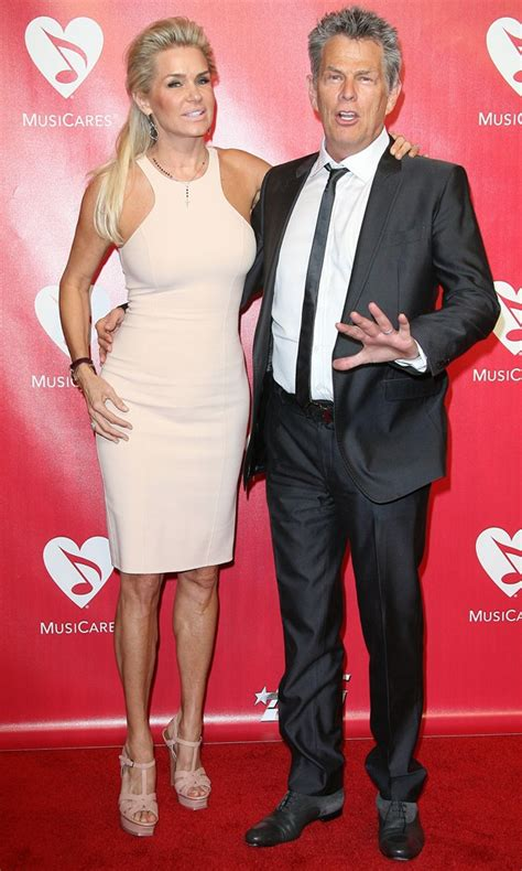 Info On David Foster Wife   david foster s wife may be added to real housewives of