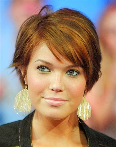 flat face hairstyles flat face hairstyle top 7 hairstyles for oval face shape