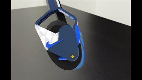 Headset Nike nike chlorophyll air headphones on behance