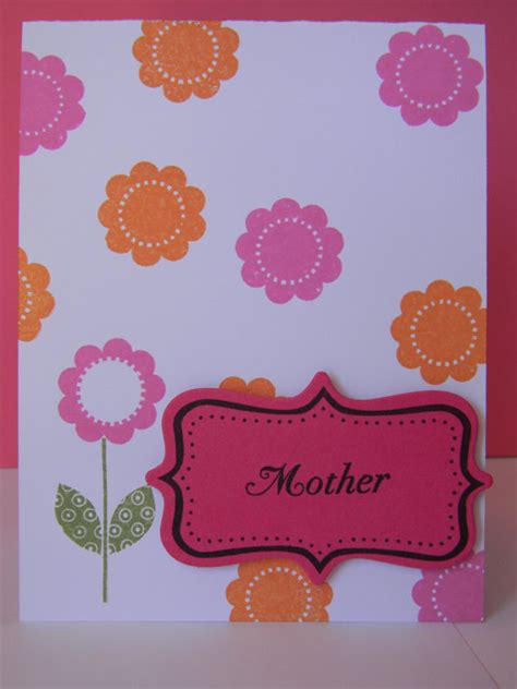 Handmade Mothers Day Ideas - mothers day greeting card ideas family