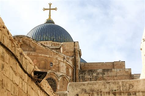 christian churches in israel