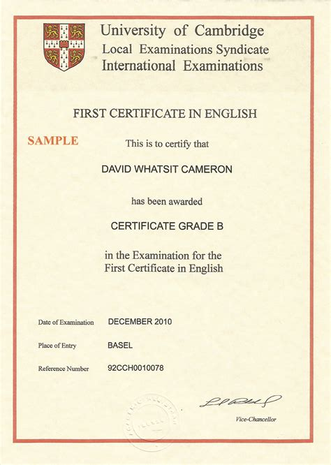 degree certificate sle images