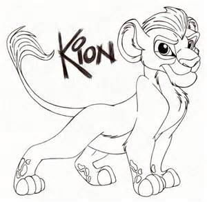 Kion By Child Of Hades On DeviantArt sketch template