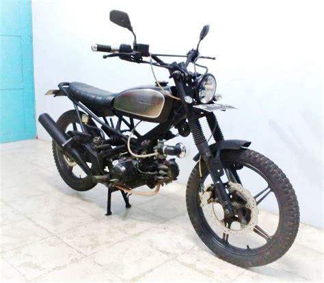 Kas Kopling Mobil foto modifikasi motor kawasaki athlete modifikasi yamah nmax