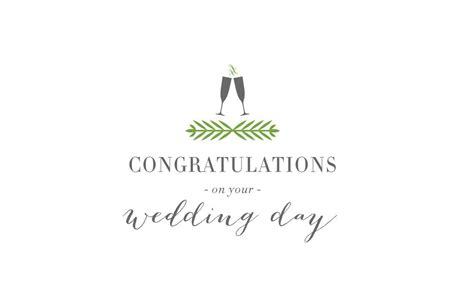 congratulations wedding card template theveliger
