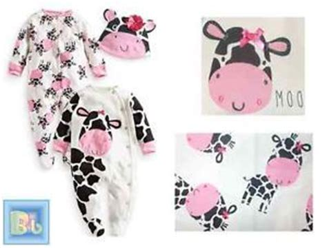 Sleepsuit Next Cow 19 best images about cow applique on