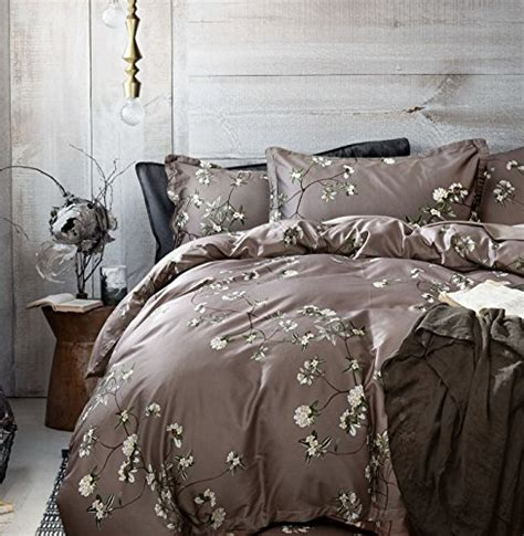 japanese pattern bedding french country garden toile floral printed duvet quilt