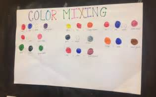 what food coloring makes black exploring colors crozet play school