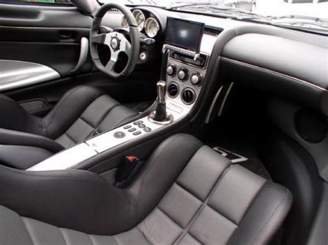 all things saleen s7 interior pictures