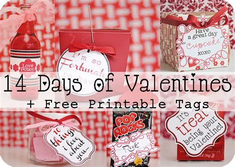 14 days valentines ideas crafting rebellion s day web finds