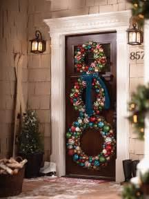 Christmas Snowman Door Decoration Ideas