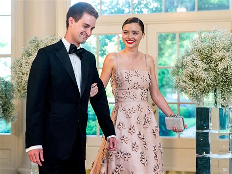 the kerr house miranda kerr documents her white house state dinner date night with boyfriend evan