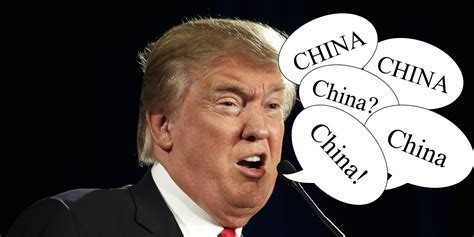 donald trump china donald trump says china huffpost uk