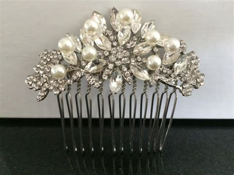 wedding comb bridal comb bridal