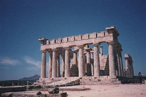 athena s athena s temple aegina greece picture of temple of