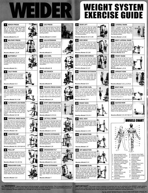 swing 46 schedule 17 best ideas about exercise chart on pinterest