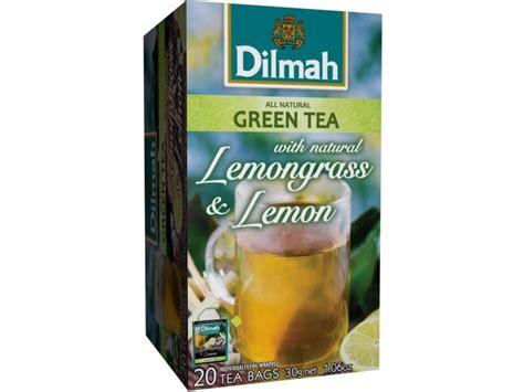 Dilmah Green Tea 20x1 5g herbata dilmah green tea with lemongrass lemon