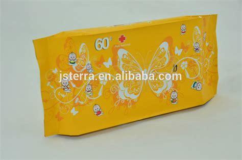 Baby Wipes 60 Sheet Aloe Vera Biru oem odm welcome wholesale disposable 60pcs skincare aloe