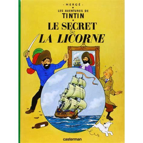las aventuras de tintin 8426102786 193 lbum las aventuras de tint 237 n el secreto del unicornio bd addik
