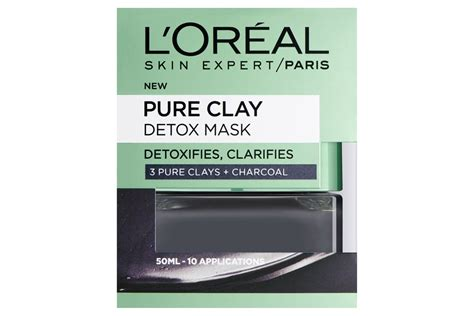 L Oreal Clay Mask Detox by L Oreal Detox Clay Mask Rejuvage