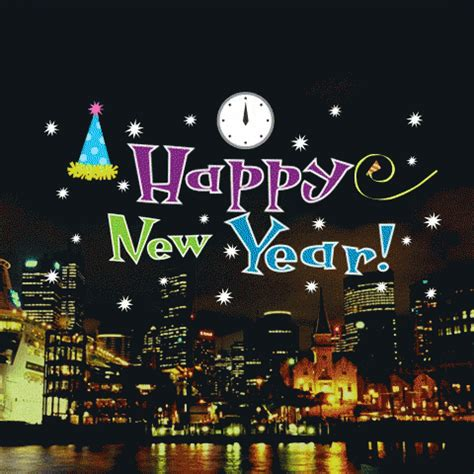 happy new year animated images happy new year gif images 2018 for whatsapp and