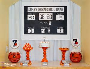 basketball ideas basketball birthday