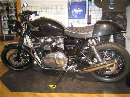 Triumph Motorrad Bremen by Custom Bikes Und Motorrad Umbauten Des H 228 Ndlers Triumph