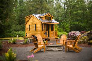 Tinyhouse Atticus Tiny House Rental At Mt Hood Tiny House Village In
