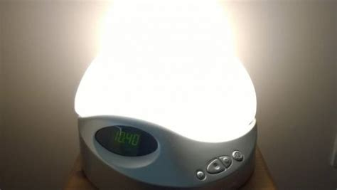 bright light before bed leads to faster cycle times breaking