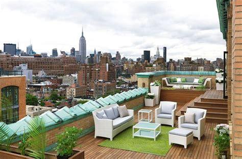 decoracion de terrazas aticos las mejores ideas para la decoraci 243 n de terrazas en 225 ticos