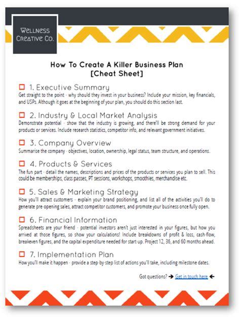 preparing a business plan template business plan templates plus free sheet pdf