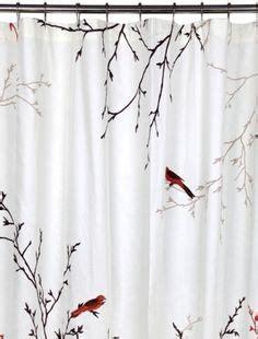 shower curtains with birds kitchen blind on pinterest bird shower curtain roman