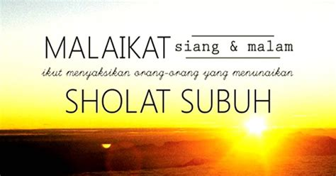 kata kata bijak mutiara islam subuh pagi hari menyentuh perasaan