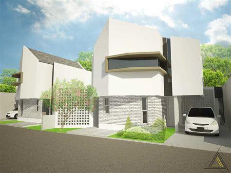 model rumah minimalis  lantai freeware dekorhom