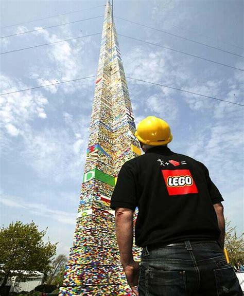 coolest lego buildings   time