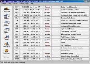 bmw club armorique afficher le sujet bmw scanner v1 4