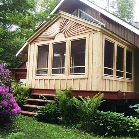florida room kits 10x14 florida room screen porch addition kit south dakota