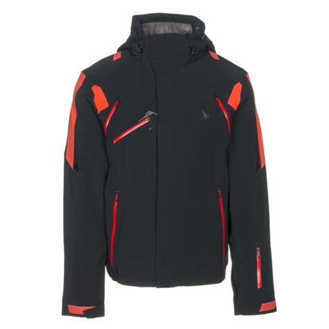 Mens Insulated Ski Jacket spyder garmisch mens insulated ski jacket ebay