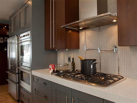 kitchen backsplash modern photos hgtv