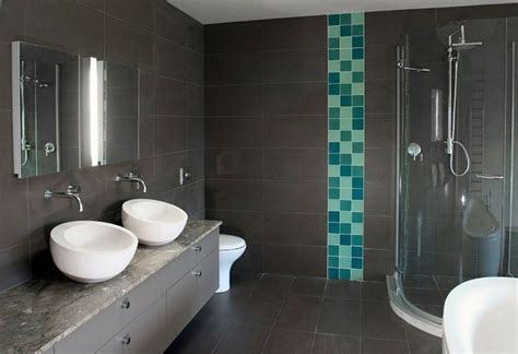 gray bathrooms ideas ba 241 os con plato de ducha veinticinco ideas