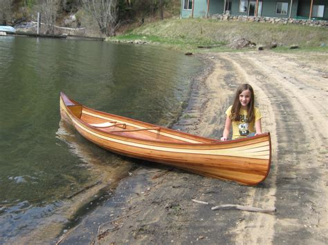 Handmade Canoe For Sale - heirloom paddle sports cedar kayaks stand up