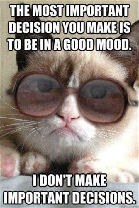 Grumpy Cat Meme Good - good cat quotes quotesgram