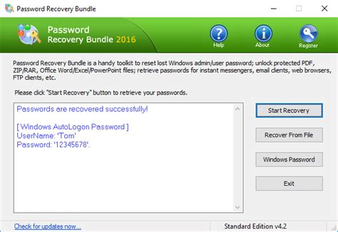 Windows 7 Auto Login by How To Recover Auto Login Password In Windows 10 8 And 7