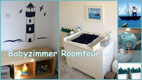 Kinderzimmer Roomtour Junge by Kinderzimmer Roomtour Marine Stil F 252 R Baby Jungen