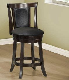 Hillsdale Lyman Swivel Bar Stool by Lavon 24 Inch Bar Stools In Cappuccino Finish Set Of 2