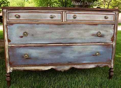 How To Antique A Dresser With Paint antique chalk painted furniture in west allis milwaukee myideasbedroom