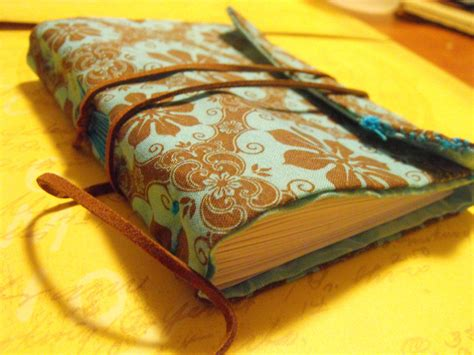 Handmade Fabric - handmade fabric journal sketchbook by zenxara on deviantart