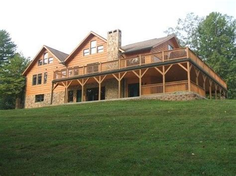 Kerr Lake Cabin Rentals by W Kerr Lake Vacation Chalet Rental Home Away From