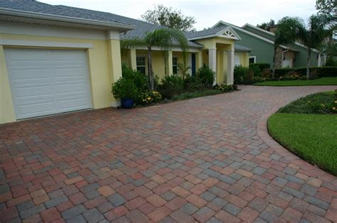 Patio Pavers Orlando Driveway 4 From Orlando Brick Pavers Inc In Orlando Fl 32808